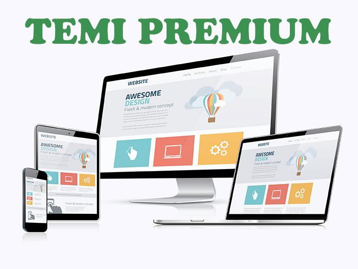 Temi WordPress Premium (a pagamento)
