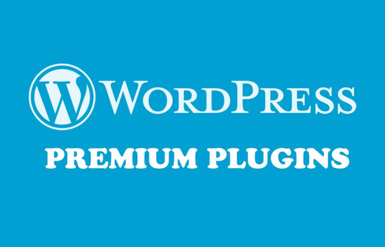 Plugin WordPress Premium (a pagamento)